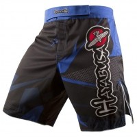 HAYABUSA METARU PERFORMANCE SHORTS - BLUE
