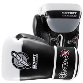 HAYABUSA SPORT 16OZ TRAINING GLOVES - BLACK