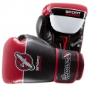 HAYABUSA SPORT 16OZ TRAINING GLOVES - RED