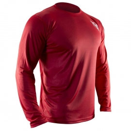 HAYABUSA KUNREN TRAINING SHIRT - RED
