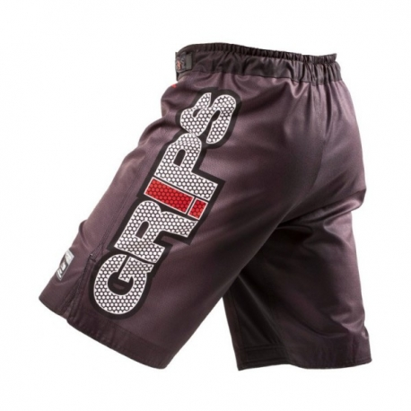 JARAMA FIGHT SHORTS BLACK CARBON
