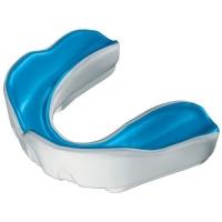 MAKURA MOUTH GUARD WHITE/BLUE AGE 12+