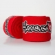 HAYABUSA PERFECT STRETCH HAND WRAPS RED