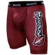 HAYABUSA HABURI COMPRESSION SHORTS RED