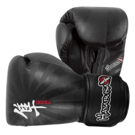 HAYABUSA IKUSA 10OZ GLOVES BLACK