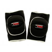 PROFESSIONAL FIGHTER KNEE PADS BLACK