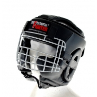 PROFESSIONAL FIGHTER HEADGUARD FACE PROTECTOR