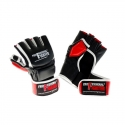 PROFESSIONAL FIGHTER MMA GLOVES GLOVES F2, LEATHER