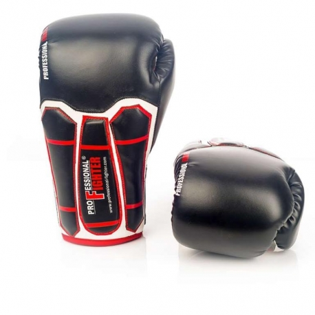 PROFESSIONAL FIGHTER BOXING GLOVES COBRA
