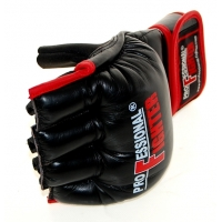 PROFESSIONAL FIGHTER MMA GLOVES / BJJ / KRAVMAGA
