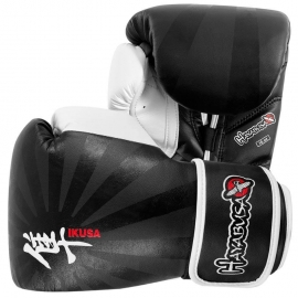 HAYABUSA IKUSA 16OZ GLOVES BLACK