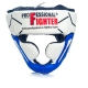 PROFESSIONAL FIGHTER HEAD GUARD MODERN LINE BLUE