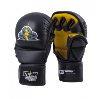 STORMCLOUD HURRICANE MMA GLOVES 7oz