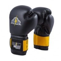 STORMCLOUD BOLT BOXING GLOVES