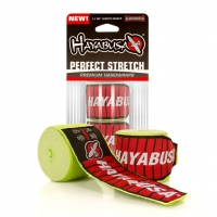 HAYABUSA PERFECT STRETCH 2 HANDWRAPS GREEN