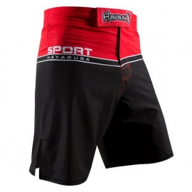 HAYABUSA SPORT TRAINING SHORTS RED