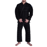 BJJ GI Inceptor 2.0 BLACK