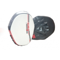 PROFESSIONAL FIGHTER FOCUS PADS CARBON LINE WHITE