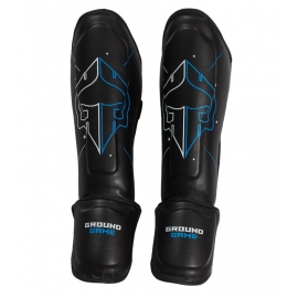 "GROUND GAME SHIN GUARDS ""KNOCKOUT GAME"""