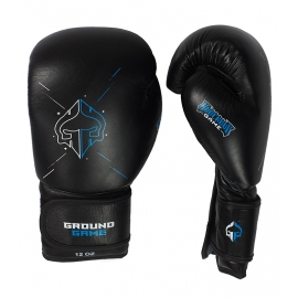 "GROUND GAME BOXING GLOVES 12OZ ""KNOCKOUT GAME"""