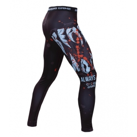 "GROUND GAME LEGGINGS ""BEAST MODE"""