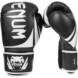 VENUM CHALLENGER 2.0 BOXING GLOVES - BLACK