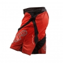 GRIPS ATHLETICS DIABLO FIGHT SHORTS - RED CAGE