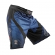 GRIPS ATHLETICS DIABLO FIGHT SHORTS - BLUE CAGE